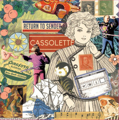 Cassolette - Return To Sender 7""