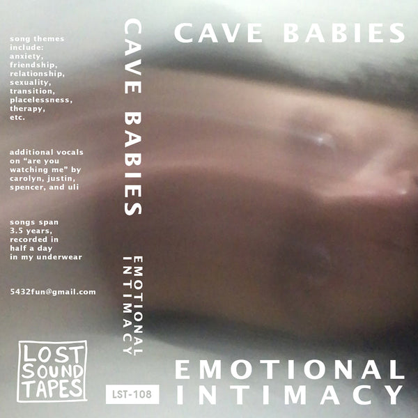 Cave Babies - Emotional Intimacy cs