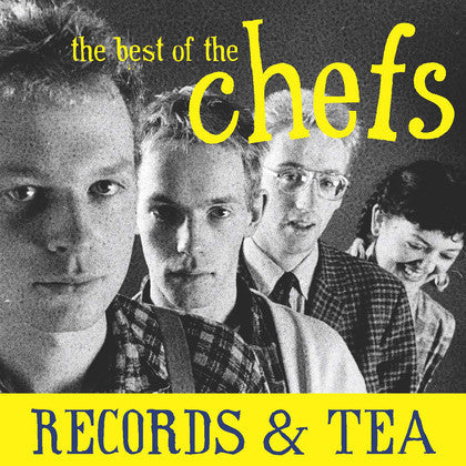 Chefs - Records & Tea: The Best Of The Chefs cd