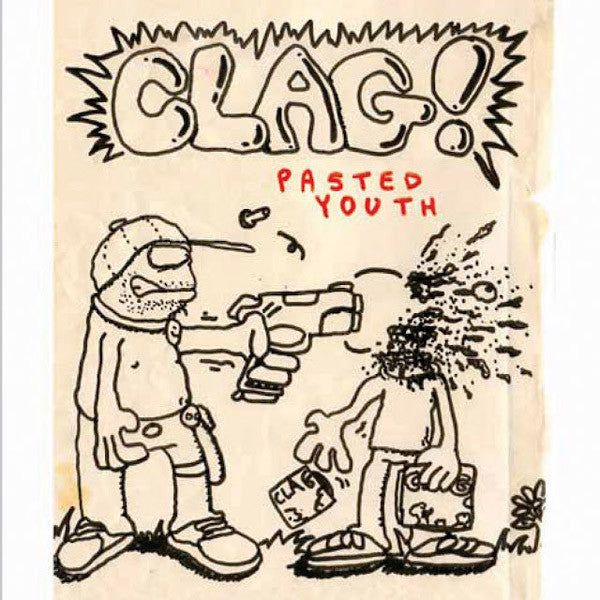 Clag - Pasted Youth cd
