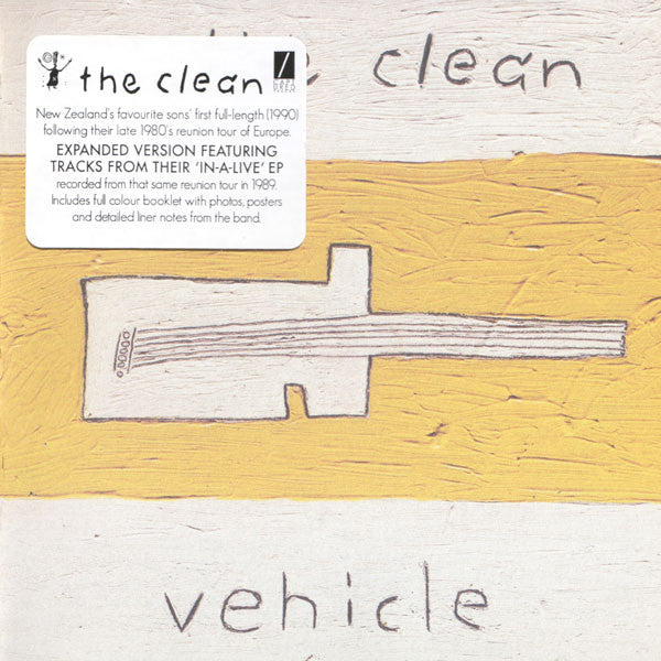 Clean - Vehicle cd