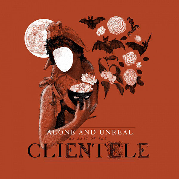 Clientele - Alone And Unreal cd/lp