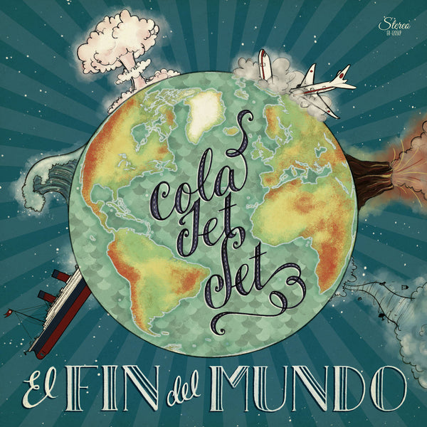 Cola Jet Set - El Fin Del Mundo cd/lp