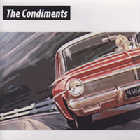 Condiments - Condiments cd