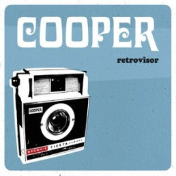 Cooper - Retrovisor cd/lp