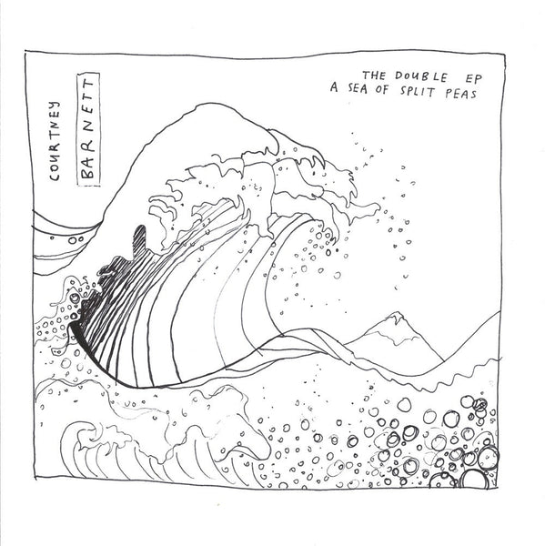 Barnett, Courtney - The Double EP: A Sea Of Split Peas dbl lp