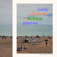 Cozy Slippers - A Million Pieces 7""