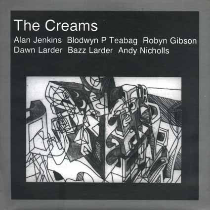 Creams - These Magic Beans (Are Brown) 7""