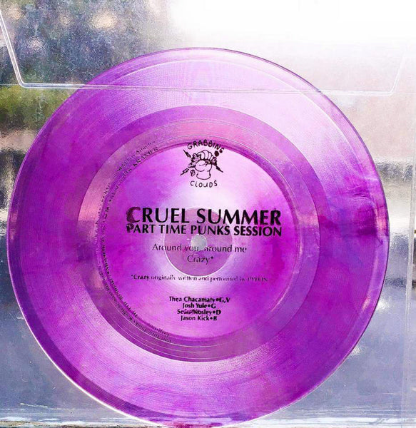 Cruel Summer - Part Time Punks Session 7""