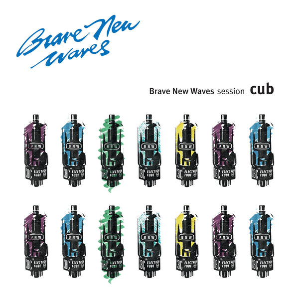 Cub - Brave New Waves Session cd/lp