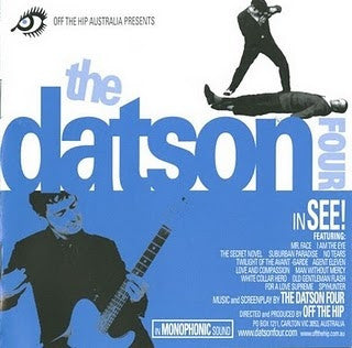 Datson Four - See! cd