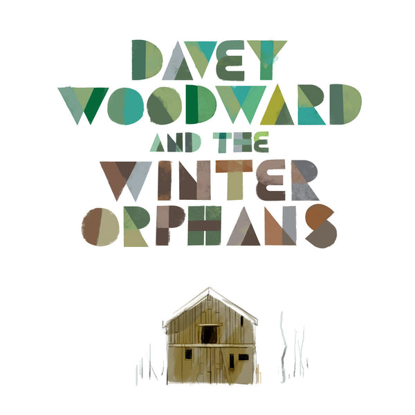 Woodward, Davey - And The Winter Orphans cd/lp