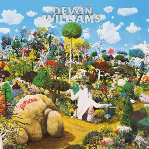 Williams, Devon - Euphoria cd/lp