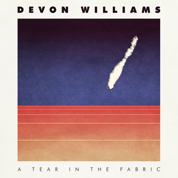 Williams, Devon - A Tear In The Fabric cd/lp