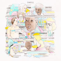 Diners - Always Room lp