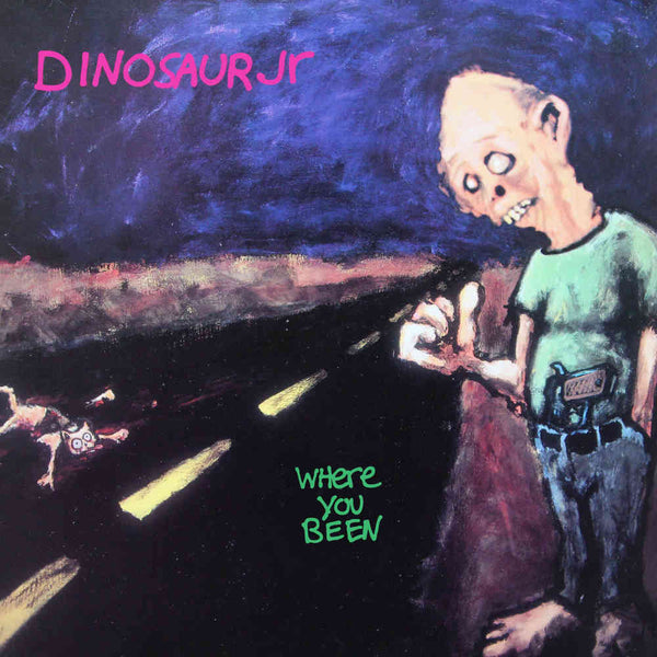 Dinosaur Jr - Where You Been (expanded edition) dbl cd/dbl lp