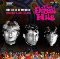 Direct Hits - Here There Or Anywhere - 23 Mod Pop Classics cd
