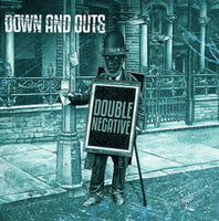 Down And Outs - Double Negative cd
