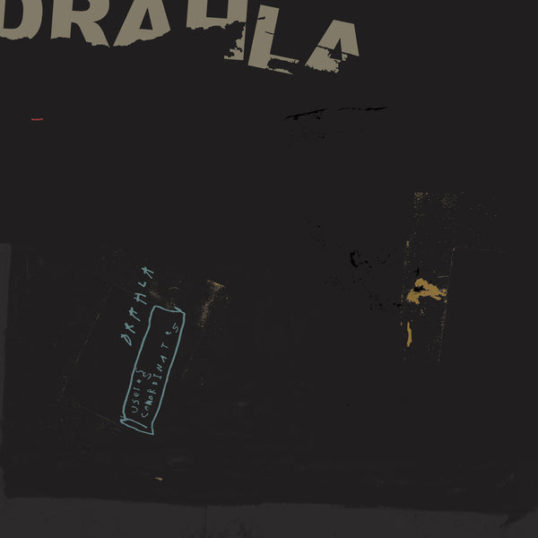 Drahla - Useless Coordinates cd/lp