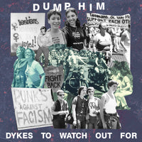 Dump Him - Dykes To Watch Out For lp