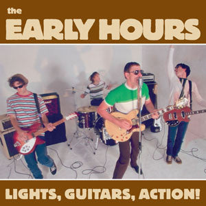Early Hours - Lights, Guitar, Action! cd