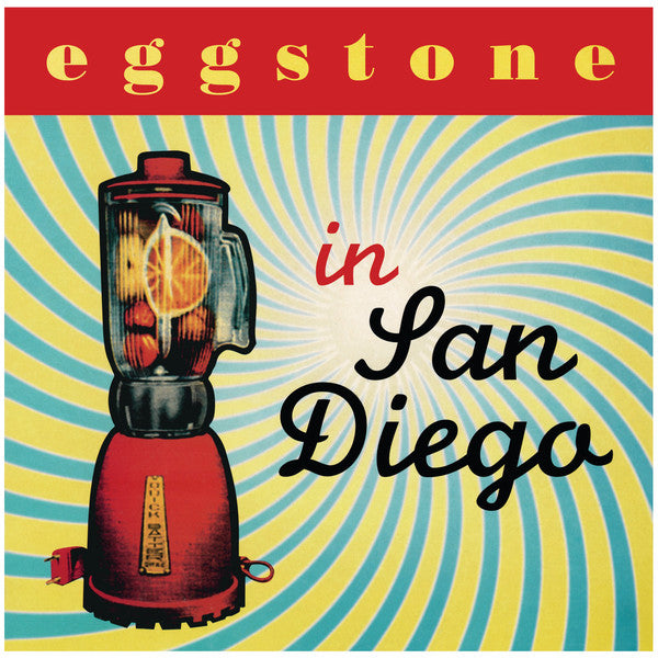 Eggstone - In San Diego lp