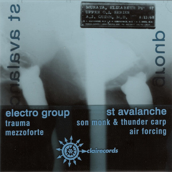 Electro Group / St. Avalanche - split 7""