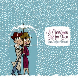 Various - A Christmas Gift For You From Elefant Records cd/lp