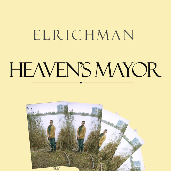 Elrichman - Heaven's Mayor lp