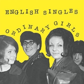 English Singles - Ordinary Girls EP 7""