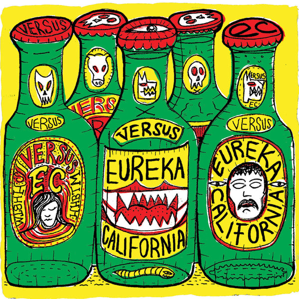 Eureka California - Versus cd/lp/cs