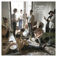 Evripidis And His Tragedies - A Healthy Dose Of Pain cd/lp