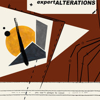 Expert Alterations - You Can't Always Be Liked cd/lp