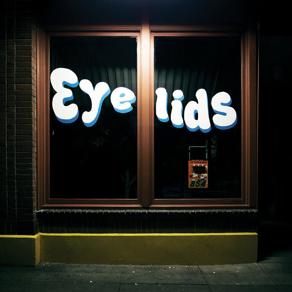 Eyelids - 854 cd/lp
