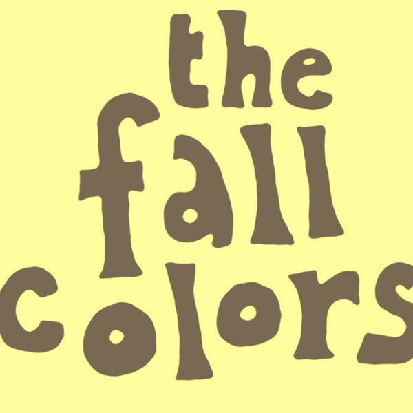 Fall Colors - Fall Colors cd