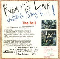 Fall - Room To Live dbl lp