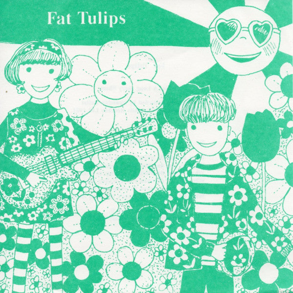 Fat Tulips / Confetti - split flexi