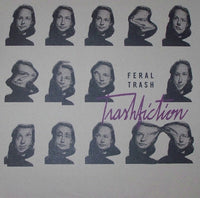 Feral Trash - Trashfiction lp