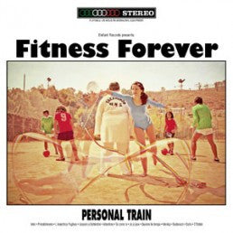 Fitness Forever - Personal Train cd/lp