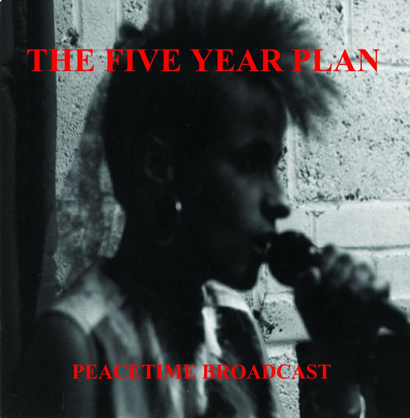 Five Year Plan - Peacetime Broadcast cd