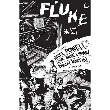 Fluke - Issue #18 zine