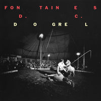 Fontaines D.C. - Dogrel cd/lp