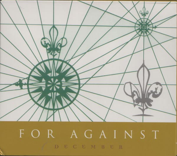 For Against - December cd