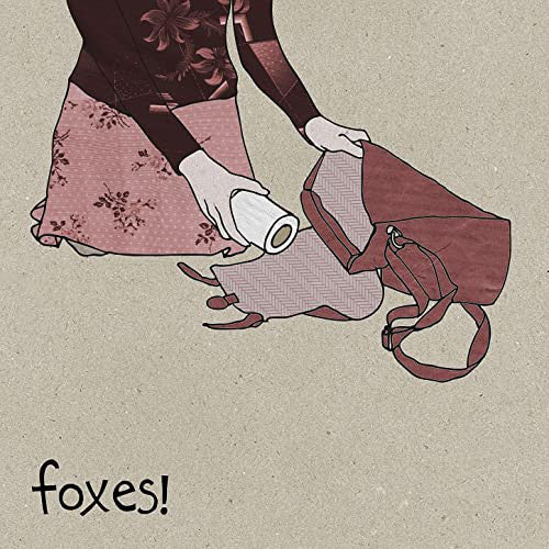 Foxes! - Foxes! cd