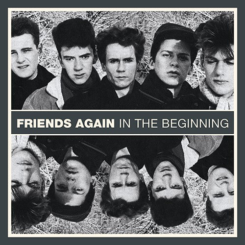 Friends Again - In The Beginning cd/lp