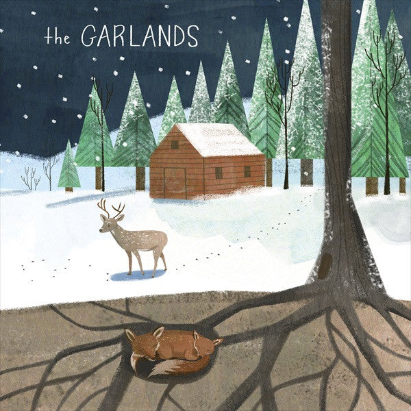 Garlands - Christmas Song 7""