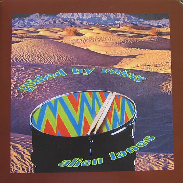 Guided By Voices - Alien Lanes lp