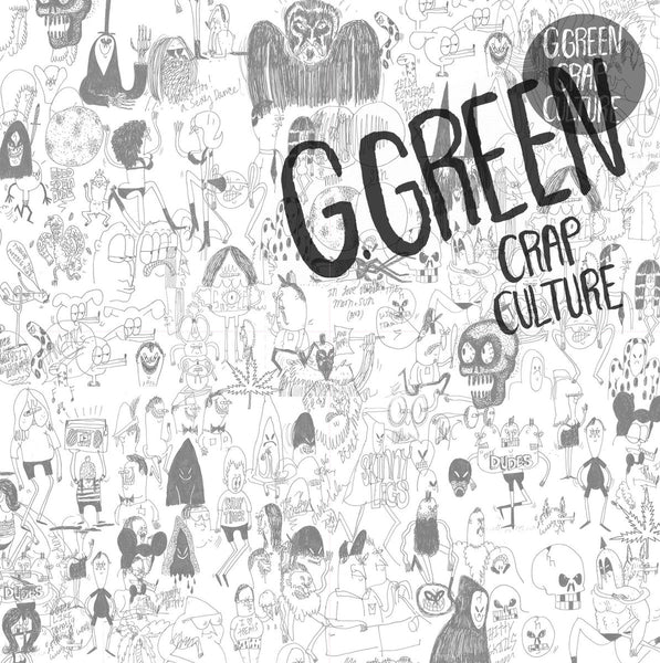 G. Green - Crap Culture lp
