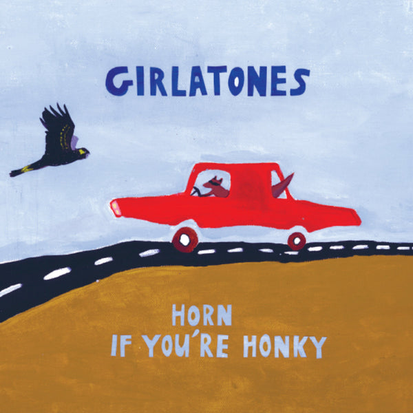 Girlatones - Horn If You're Honky lp