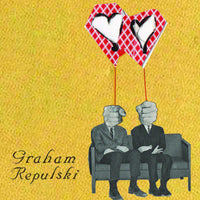 Repulski, Graham - My Color Is Red EP 7""